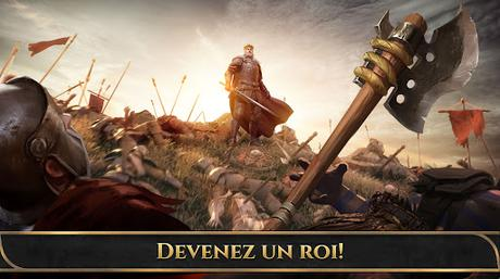 Code Triche King of Avalon : Domination  APK MOD (Astuce) 3