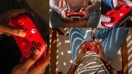 Pulse Red – Prochaine couleurs des manettes Xbox Series!