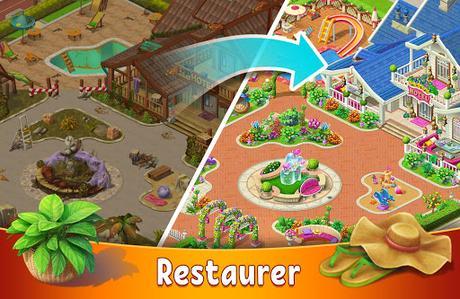 Télécharger Gratuit Hidden Resort: Adventure Bay APK MOD (Astuce) 2