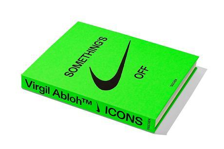 Ce livre de Virgil Abloh et Nike revient sur toute leur collaboration