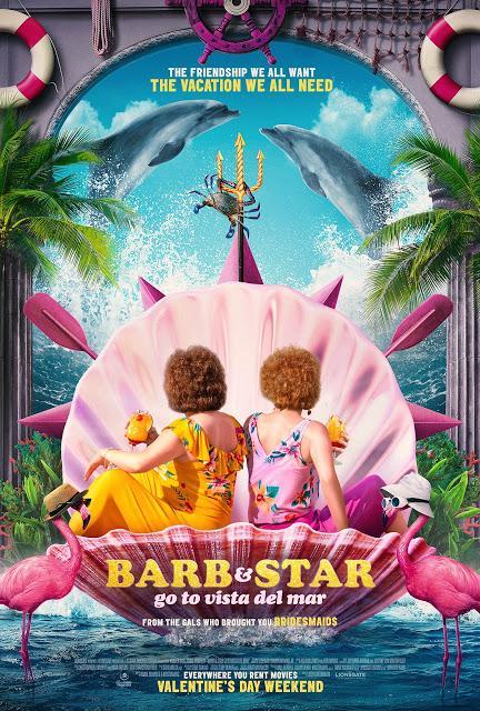 Premier trailer pour Barb & Star Go To Vista Del Mar de Josh Greenbaum