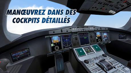 Code Triche Take Off Flight Simulator APK MOD (Astuce) screenshots 3