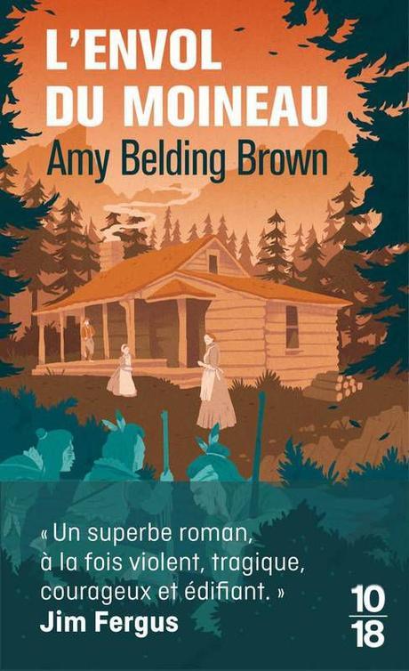 L'envol du moineau de Amy Belding Brown