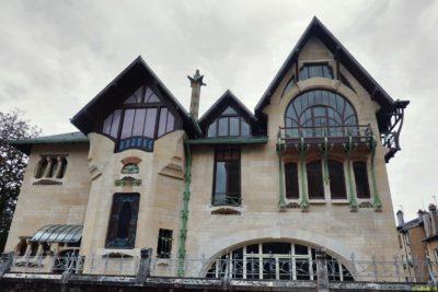 La Villa Majorelle, une maison Art nouveau