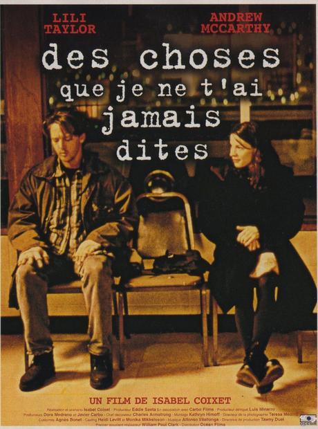 Des Choses que Je ne t'ai Jamais Dites (1996) de Isabel Coixet
