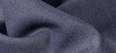 tissu pour chemise homme en chambray