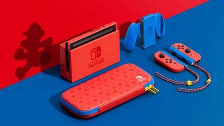 Nintendo Switch – Une version Rouge et Bleue dès le 12 février!