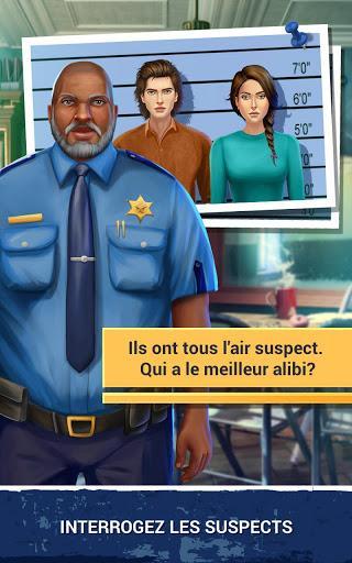 Télécharger Détective Amoureuse Histoire d'Amour: Jeu de Crime  APK MOD (Astuce) 2