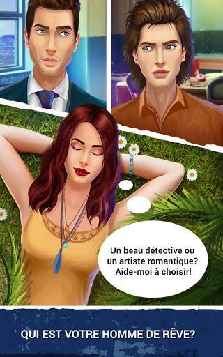Télécharger Détective Amoureuse Histoire d'Amour: Jeu de Crime  APK MOD (Astuce) 6