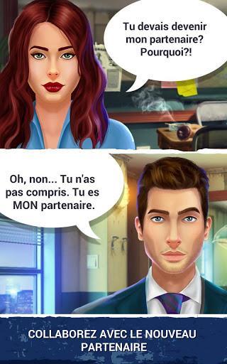 Télécharger Détective Amoureuse Histoire d'Amour: Jeu de Crime  APK MOD (Astuce) 3