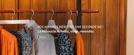 La Redoute lance La Reboucle, sa nouvelle plateforme de seconde main