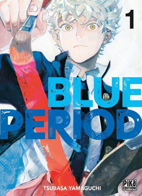 Blue Period T01 de Tsubasa Yamaguchi