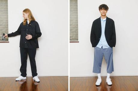 UNIVERSAL PRODUCTS – S/S 2021 COLLECTION LOOKBOOK