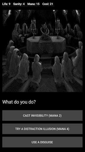 Télécharger Gratuit Your Choice: Story Games of Horror & Suspense  APK MOD (Astuce) 1
