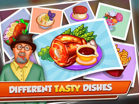 Télécharger Cooking Crush - Madness Crazy Chef Cooking Games APK MOD (Astuce) 2