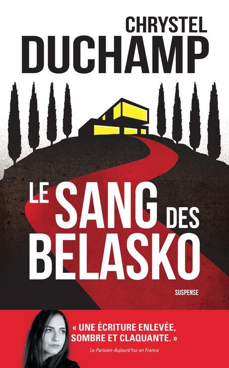 Le Sang des Belasko - Éditions l'Archipel