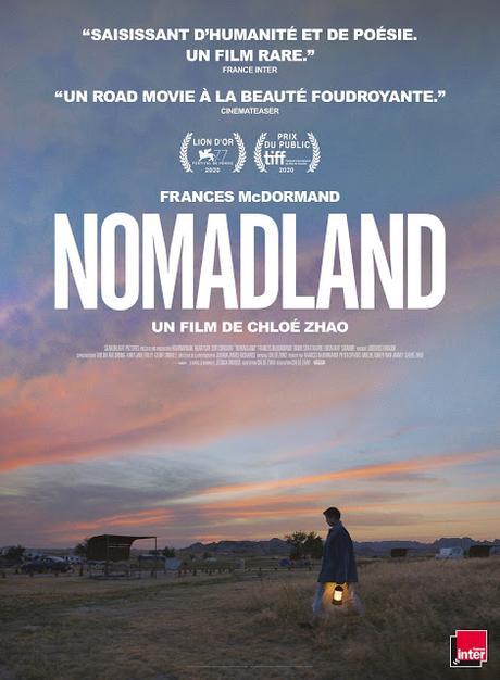 Nouvelle bande annonce VOST pour Nomadland de Chloé Zhao