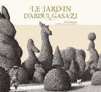 Chic, jardin d'Abdul Gasazi