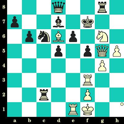 Les Blancs jouent et matent en 2 coups - Emil Sutovsky vs Bogdan Grabarczyk, Koszalin, 1998