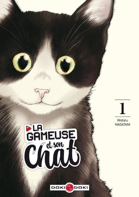 La gameuse et son chat T01 de Wataru Nadatani