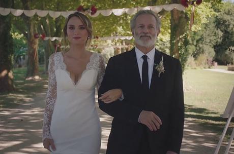 ICI TOUT COMMENCE : la robe de mariée de Salomé dans l'épisode 5