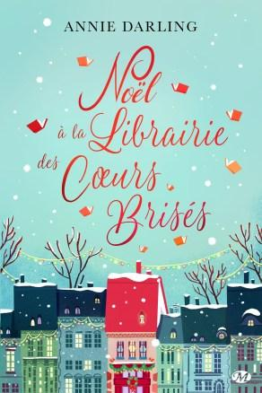 Noël à la librairie des coeurs brisés – Annie Darling