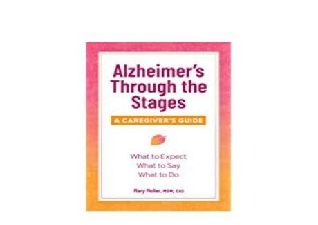 Download AudioBook Alzheimer's Through the Stages: A Caregiver's Guide Free eBooks PDF