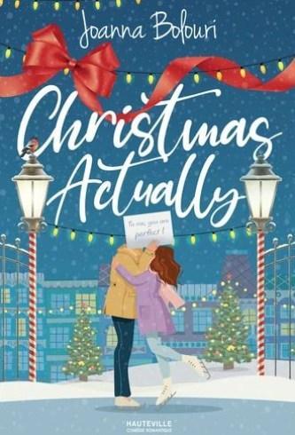 Christmas Actually – Joanna Bolouri