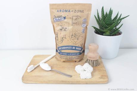 25 utilisations du bicarbonate de soude - With Emilie 3