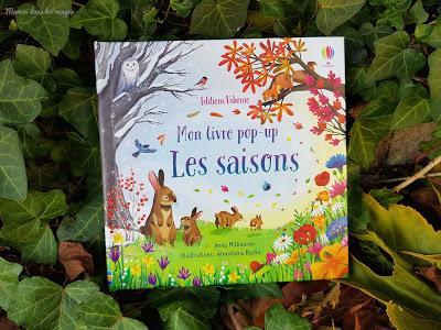 Mon livre pop-up - Les saisons
