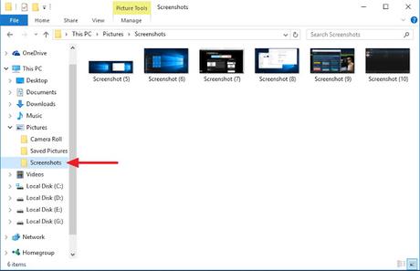 Cara Screenshot Tersimpan Otomatis Di PC / Laptop Asus 2021
