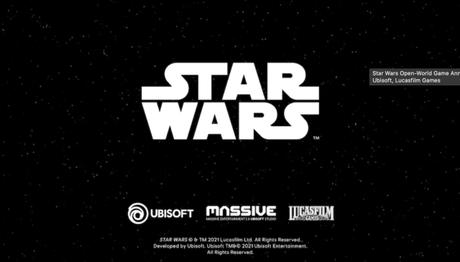 Un jeu Star Wars en Open-World annoncé par Ubisoft et Lucasfilm Games