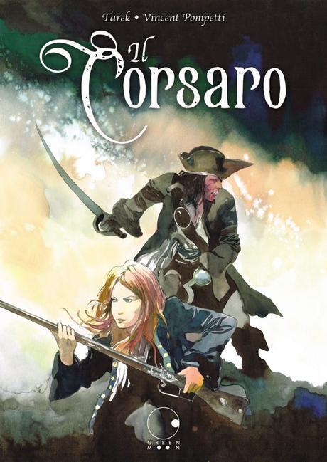 Sortie prochaine de Il Corsaro