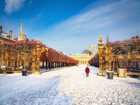 Place de la Carrière © French Moments