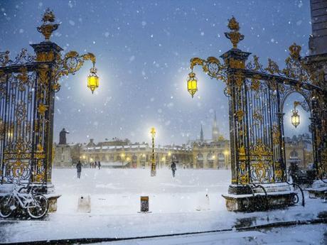 L'entrée sud-est de la place Stanislas © French Moments