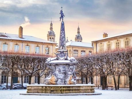 Place d'Alliance, Nancy © French Moments