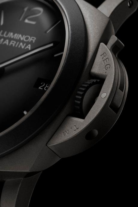 Luminor Marina 44mm édition Guillaume Néry – PAM1122 - Montre