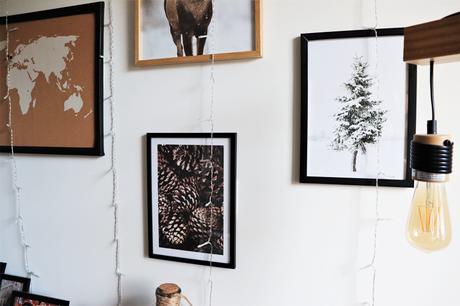 Rendre votre intérieur cocooning pour l'hiver  Avec Poster Store !