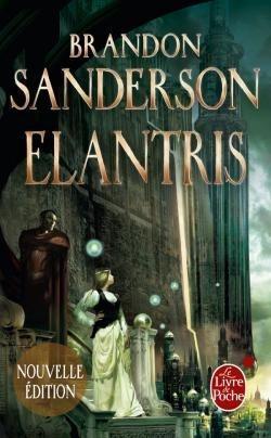 Elantris, intégrale par Brandon Sanderson