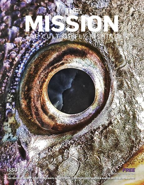 The Mission – Le Culte de la Pêche à la Mouche – N°25