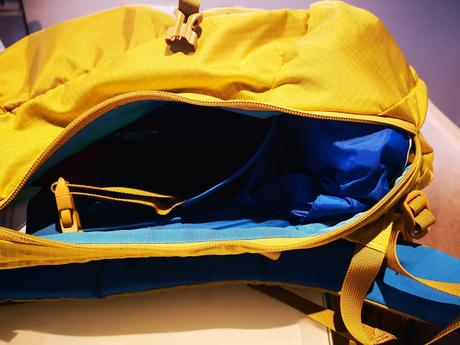 Test sac à dos Blue Ice Kume 30L
