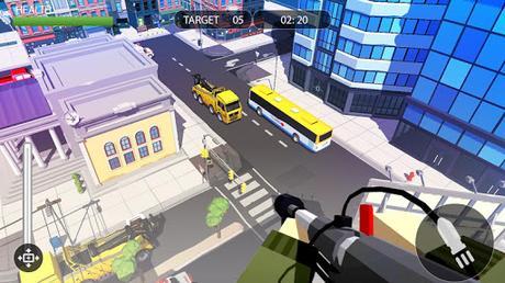 Télécharger Gratuit PIXEL SNIPER FORCE GUN ATTACK APK MOD (Astuce) 5