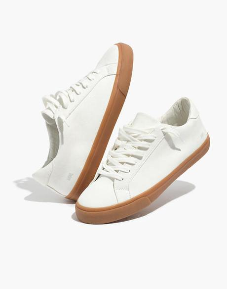 Men's Sidewalk Low-Top Sneakers in Canvas