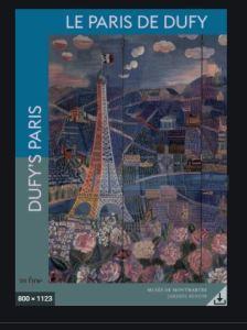 Le Musée de Montmartre – « 'Le Paris de Dufy » du 5 Mars au 12 Septembre 2021
