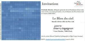 Photofever Carrousel Circulation// Prix Swiss Life à 4 mains 2/16 Février 2021-Galerie Thierry Bigaignon 2 Février 2021