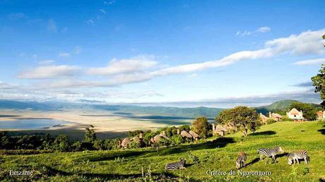 Pays Etranger - La Tanzanie