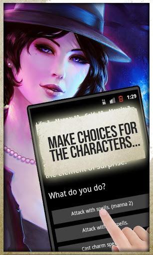 Télécharger Gratuit Choice Game Library: Delight Games APK MOD (Astuce) 2