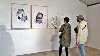 Le Séchoir, art en mouvement