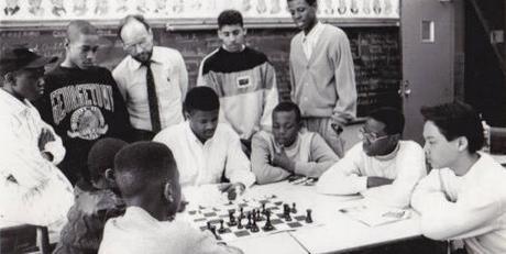 L'incroyable histoire des 8 « kids », joueurs d'échecs de Harlem