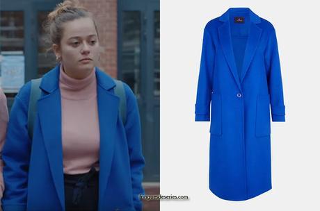 SKAM FRANCE : le manteau bleu de Tiffany dans l'épisode 7.1